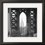 Bridge Frame Prints by Bret Staehling