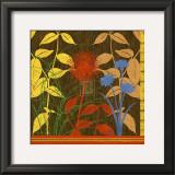 Jardim Botanico III Prints by Linda Wood