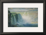 Blue Niagara, c.1884 Prints by George Inness