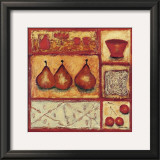 Kitchen II Prints by Francoise Persillon