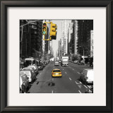 Midtown, New York Print by Dominique Obadia