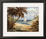 Palm Bay Prints by Paul Brent
