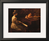 Songs of Childhood Poster by Charles Courtney Curran