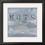 Mots Art by Michelle Boissonot