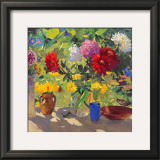 Summer Bloom Prints by Valeriy Chuikov