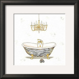 Animalier Bathroom I Prints by A. Varese
