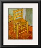 Van Gogh's Chair, c.1888 Prints by Vincent van Gogh