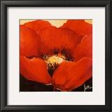 Red Beauty I Prints by Jettie Roseboom