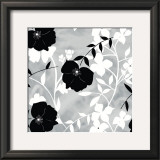 Shadow Flower Print by Kate Knight