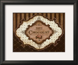 Chocolat Poster by Kimberly Poloson