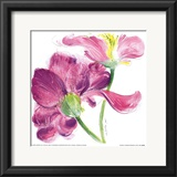 Flowers Symphony III Prints by Celeste