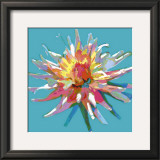 Dahlia Prints by Dominque Obadia
