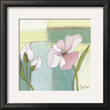 Pink Poppy II Print by Milena More