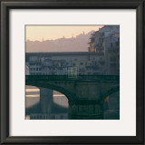 Ponte Vecchio III Prints by Bill Philip