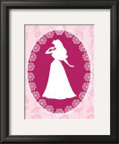 Sleeping Beauty Cameo Prints