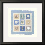Seabreeze II Prints by Julie Lavender