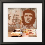Legenden IV, Che Print by Gery Luger