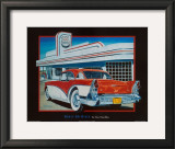 Route 66 Diner Prints by Don Stambler