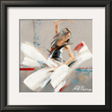 Dance Fusion II Prints by Kitty Meijering