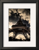The Eiffel Tower Prints by Verlijsdonk