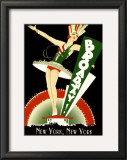New York Broadway Prints