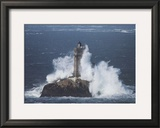 Phare de la Vieille Art by Jean-Marie Liot