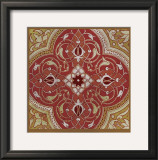 Persian Tiles IV Prints by Paula Scaletta