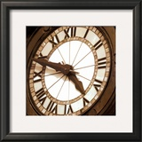 Clock II Prints by Doug Hall