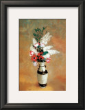 Vase of Flowers, c.1912-14 Print by Odilon Redon