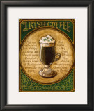 Irish Coffee Print by Gregory Gorham