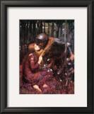 Belle Dame sans Merci Prints by John William Waterhouse