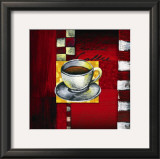 Brewing Coffee Art by Stacey Novak