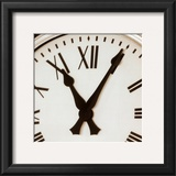 Clock III Print by Doug Hall