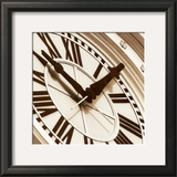 Clock I Prints by Doug Hall