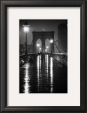 Brooklyn Bridge Prints by Oleg Lugovskoy