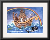 Noah's Ark Prints by Lila Rose Kennedy