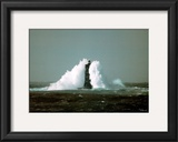 Le Phare du Four Prints by Philip Plisson