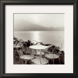 Caffe, Varenna Posters by Alan Blaustein