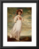 Pinkie Print by Thomas Lawrence