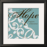 Hope Prints by Melody Hogan
