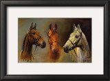 We Three Kings Prints by Susan Crawford