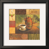 Pause Cafe I Print by Delphine Corbin