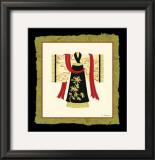 Kimono I Posters by Nancy Slocum