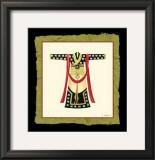 Kimono III Prints by Nancy Slocum