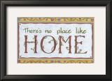 No Place Like Home Print by Tara Friel