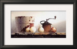 Coffee Mill Prints by Ray Hendershot