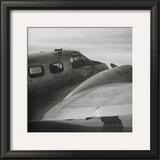 Vintage Flight II Poster by Janet Van Arsdale