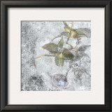 Hummingbirds II Print by Susan Friedman