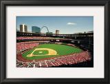 Busch Stadium, St Louis Prints by Ira Rosen