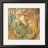 Acanthus Scroll II Posters by Jonde Northcutt